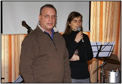 Pastor Greg z New Yorku